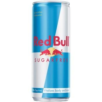 Red Bull Sugar Free Energy Drink 0,25l