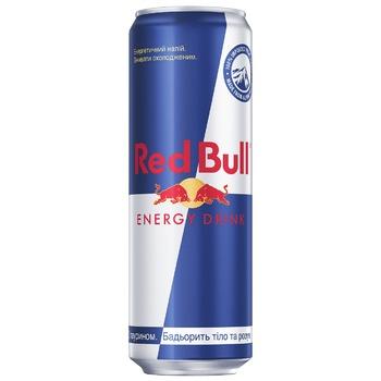 Напій енергетичний Red Bull 0,591л