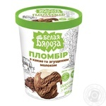 Belaya Byaroza Ice Cream with Cocoa and Condensed Milk 555g