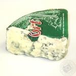 Сыр рокфор Канторель твердый 52% Франция