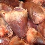 Сердце свинина свежая