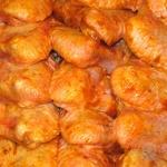 Мясо курица полуфабрикат