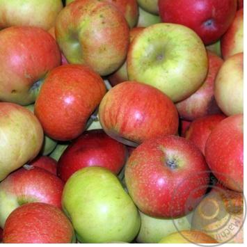 Фрукт яблоки рубин свежая