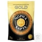 Chorna Karta Gold instant coffee 95g - buy, prices for MegaMarket - image 2