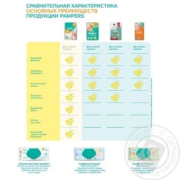 Подгузники Pampers Active Baby 5 11-16кг 60шт - купить, цены на Восторг - фото 4