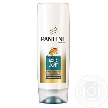 Pantene  Aqua Light Hair conditioner 200ml - buy, prices for Novus - image 1