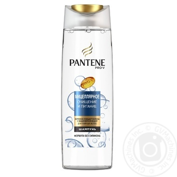 Pantene Pro-V Shampoo Micellar cleansing and nourishment without silicone for oily hair 400ml
