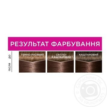 Краска-уход для волос L'Oreal Casting Creme Gloss 515 Морозный шоколад без аммиака - купить, цены на Novus - фото 3