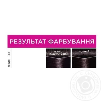 Краска-уход для волос L'Oreal Casting Creme Gloss 100 Черная ваниль без аммиака - купить, цены на Novus - фото 3