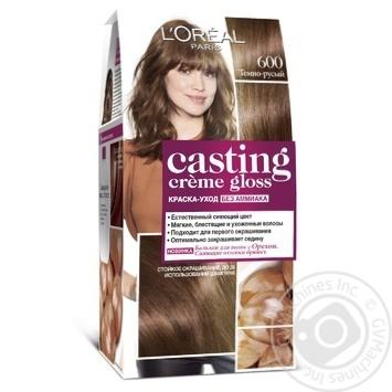L'Oreal Paris Casting 600 Hair Dye - buy, prices for Auchan - image 1