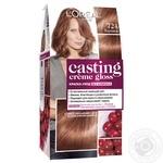 Краска для волос L`Oreal Casting Cream Gloss 724 Карамель