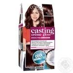 Краска-уход для волос L'Oreal Casting Creme Gloss 515 Морозный шоколад без аммиака
