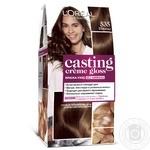 Краска-уход для волос L'Oreal Casting Creme Gloss 535 Шоколад без аммиака