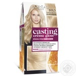 Краска-уход для волос L'Oreal Casting Creme Gloss 1013 Светло-светло-русый бежевый без аммиака