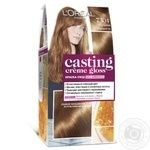 Loreal Casting Creme Gloss Spicy Caramel 7304 Without Ammonia Hair Color