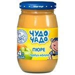 Chudo-Chado pumpkin-apple puree for children from 4 months 170g