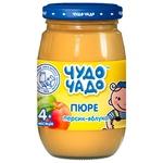 Chudo-Chado peach-apple puree for children from 4 months170g