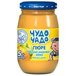 Chudo-Chado apple-carrot-quince puree for children from 5 months 170g