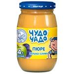 Chudo-Chado apple-plum puree for children from 4 months 170g