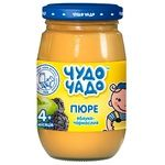 Chudo-Chado puree of apples and prunes for children from 4 months 170g