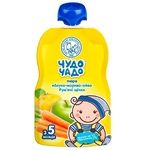 Chudo-Chado apple-carrot-quince puree for children from 5 months 90g