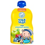 Пюре Чудо-Чадо Витаминный салатик с витамином С от 8-ми месяцев 90г