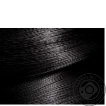 Краска д/волос Garnier Color Naturals 1 черный шт - купить, цены на Ашан - фото 3