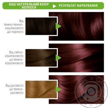 Garnier Color Naturals Creme 4.6 Burgundy Hair Color - buy, prices for Novus - image 2