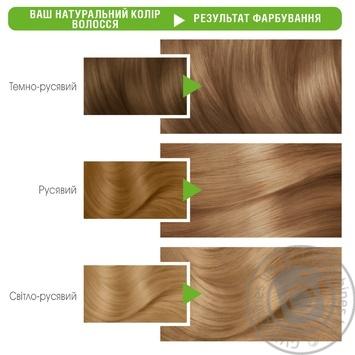 Краска для волос Garnier Color Naturals Creme с 3-мя маслами 8.00 Глубокий пшеничный - купить, цены на Novus - фото 2