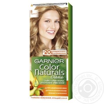 Краска для волос Garnier Color Naturals №8