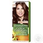 Краска для волос Garnier Color Naturals Cream Интенсивное питание 3.23 шоколадный кварц
