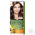 Garnier Color Naturals Creme 5.132 Medium Brown Hair Color