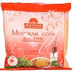 Zhelana Sea Salt for Bath Jojoba with Foam 500g