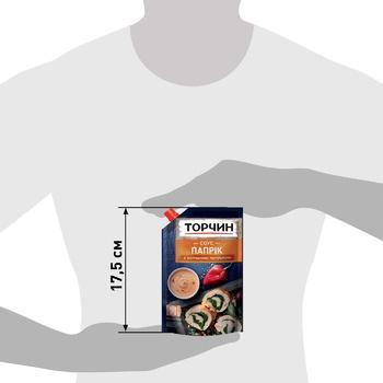 TORCHYN® Paprika sauce 200g - buy, prices for CityMarket - photo 3