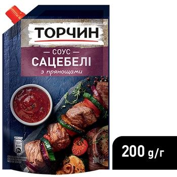 TORCHYN® Satsebeli sauce 200g - buy, prices for CityMarket - photo 4