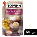 Майонез ТОРЧИН® Европейский 580г - купить, цены на Метро - фото 4