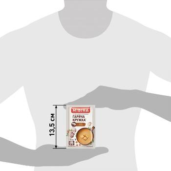 Суп-пюре МІВІНА® Гаряча Кружка Грибний з грінками 15г - купити, ціни на ЕКО Маркет - фото 3