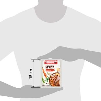 Приправа МІВІНА® М'ясна 80г - купити, ціни на CітіМаркет - фото 5