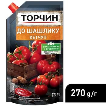 TORCHYN® Do Shashlyku Ketchup 270g - buy, prices for Metro - photo 4