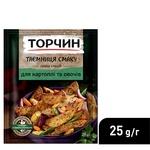 Cуміш спецій ТОРЧИН® Таємниця смаку для картоплі та овочів 25г - купити, ціни на Метро - фото 4