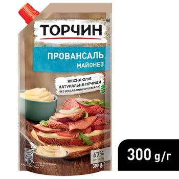 Майонез ТОРЧИН® Провансаль 300г - купити, ціни на CітіМаркет - фото 4