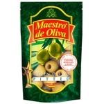 Оливки Maestro De Oliva без косточки 175г