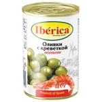 Iberica Olives Stuffed with Shrimp 280g