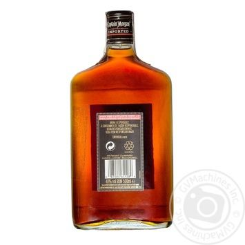 Captain Morgan Dark Rum 40% 0,5l - buy, prices for Novus - image 2