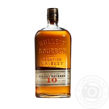 Bulleit Bourbon 10 years 45,6% 0,7l