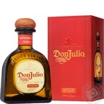 Текила Don Julio Reposado Reserve 38% 0,7л