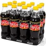 Напиток газированный Coca-Cola Zero Lemon 0,5л
