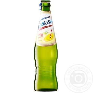 Напиток Натахтари крем-сливки 500мл - купить, цены на Метро - фото 1