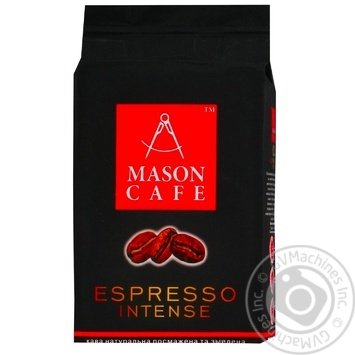 Mason cafe Espresso intense ground coffee 225g - buy, prices for MegaMarket - image 2