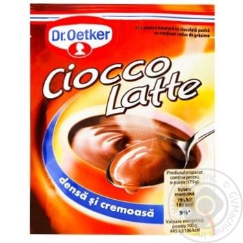 Горячий шоколад Др. Оеткер 25г - купить, цены на Novus - фото 1
